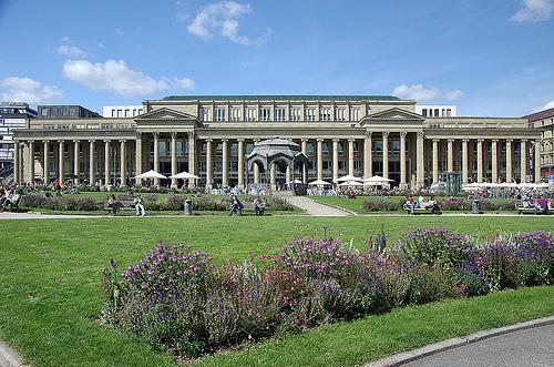 Stuttgart, una sorpresa alemana 1