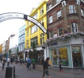 Las calles más famosas de Londres 1
