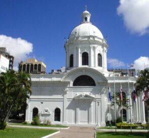 El Panteón Nacional de los Héroes en Asunción 3