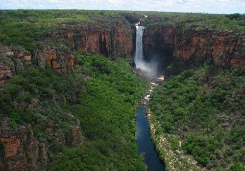 El Parque Nacional de Kakadu en Australia 2