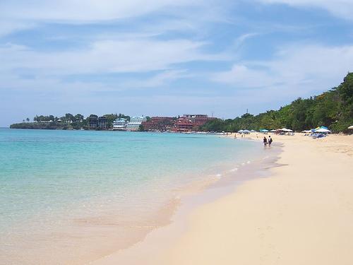 Playas en la República Dominicana 1
