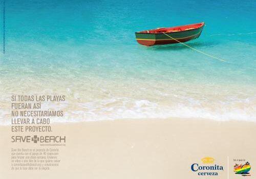 Save The Beach, salva una playa en Europa 1