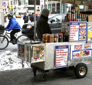 Gastronomía norteamericana en Nueva York 2