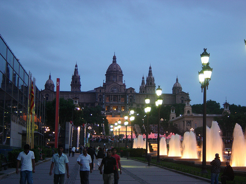 Plazas de Barcelona, ¿con cuál te quedas? 1