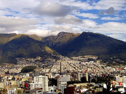 Quito, ciudad de contrastes 1