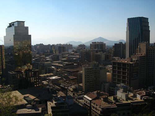 Santiago de Chile, lujo para los sentidos 1