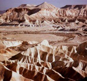 El Desierto de Negev en Israel 1