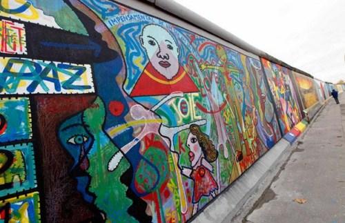 Visita el Muro de Berlín 1