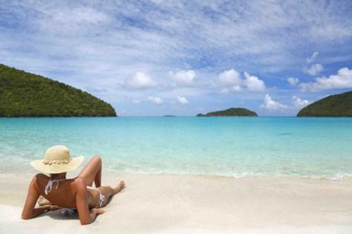 Isla Vieques, paraíso virgen en Puerto Rico