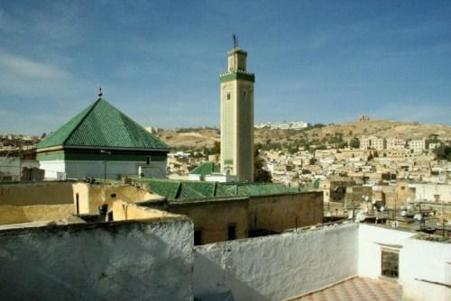 La Mezquita de Kairaouine en Fez 3