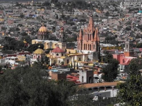 San Miguel de Allende, la reina del barroco en México