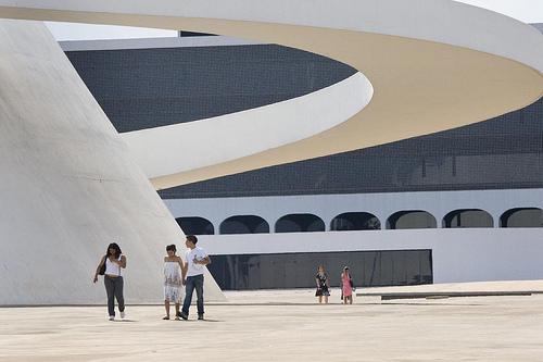 Brasilia, una capital futurista en el país de la samba 1