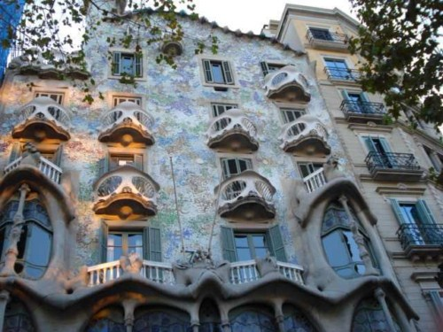 Visita la Casa Batll en Barcelona