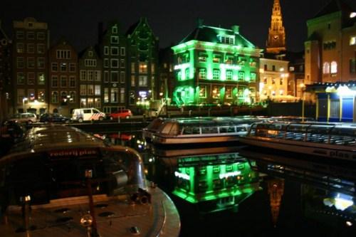 Vida nocturna en Amsterdam  1