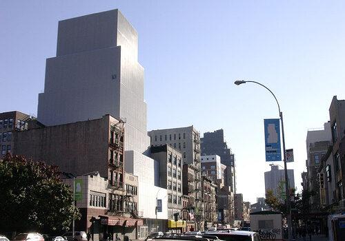 El Nuevo Museo de Arte Contemporáneo de Nueva York  9
