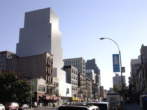 El Nuevo Museo de Arte Contemporáneo de Nueva York
