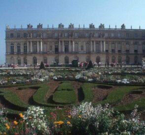 El Palacio de Versalles en París 2