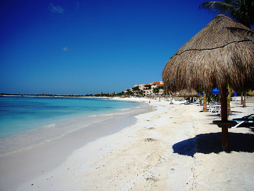 Puerto Morelos, vacaciones en la Riviera Maya