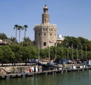 La Torre del Oro en Sevilla 2