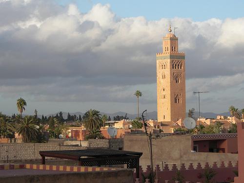 Marrakech, enigmática y única 1