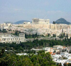 Una vuelta por Atenas 3
