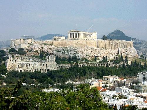 Una vuelta por Atenas