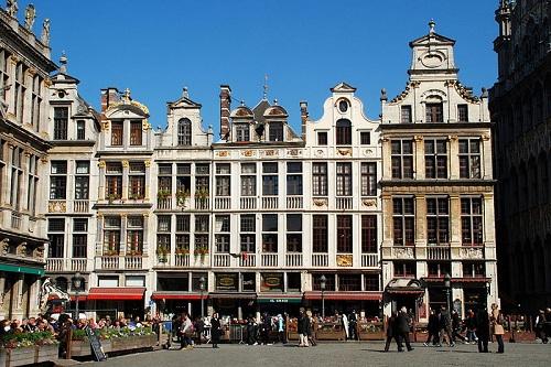 Grand Place, la gran atracción de Bruselas 8