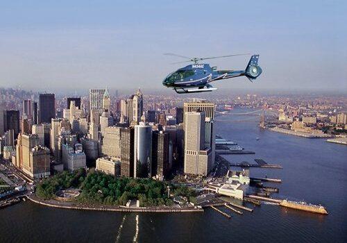 Rutas en helicóptero por Nueva York  1