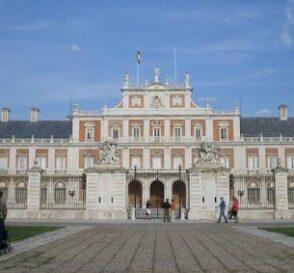 Palacio Real en Aranjuez 2