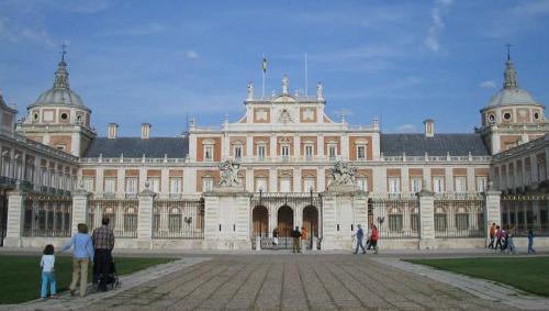 Palacio Real en Aranjuez 1