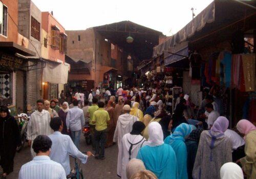 Visitar el zoco de Marrakech 11