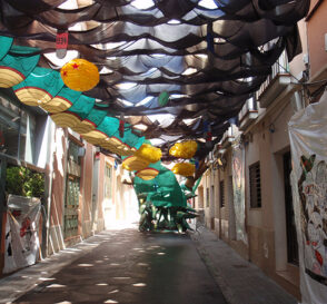 Fiestas de Gràcia en Barcelona 2