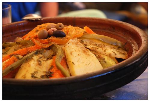 La gastronomía de Marrakech 1