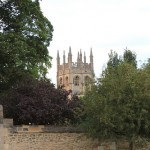 Oxford, destino universitario