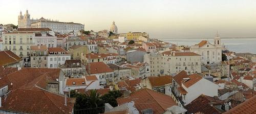 Fin de la ruta por Lisboa 1