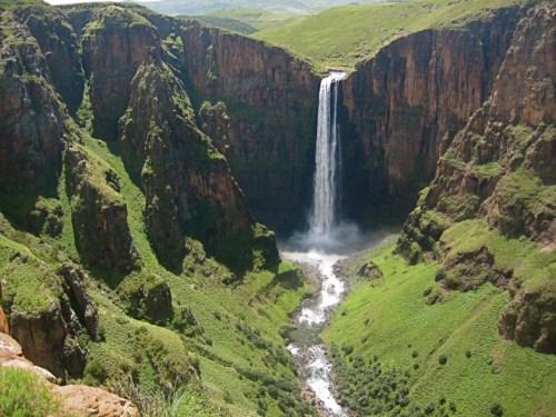 Lesotho, el techo de África 1