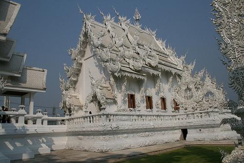 Chiang Rai, cultura e historia budista en Tailandia 1