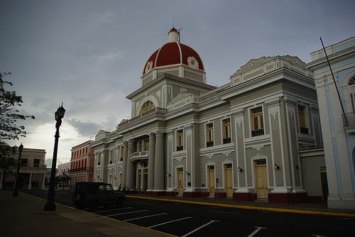 Cienfuegos, joya arquitectónica en Cuba 1