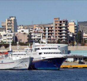 Cruceros desde el Pireo en Atenas 2