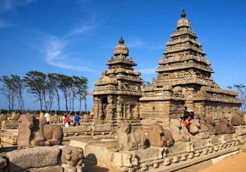 Mahabalipuram, playas e historia al sur de la India 5