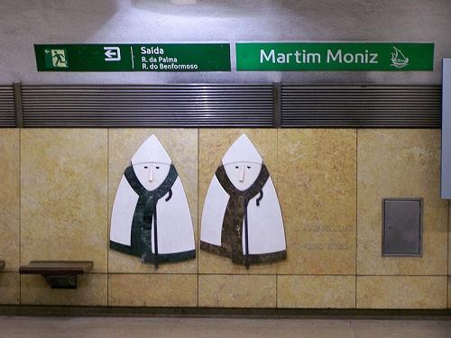 Ruta por la Mouraria de Lisboa 1