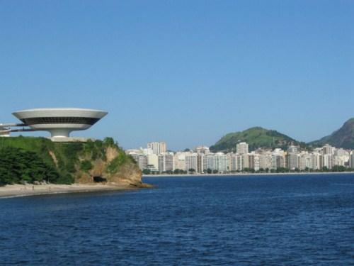 Niteroi, excursión desde Río de Janeiro