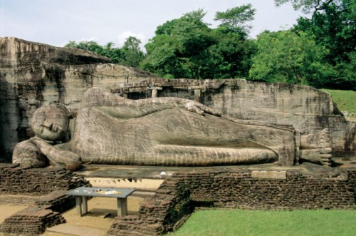 Polonnaruwa, el Diente de Buda en Sri Lanka  1