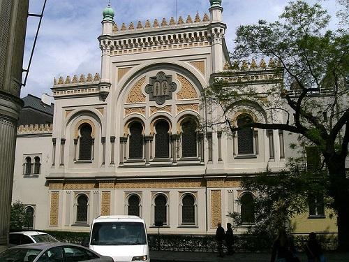 Sinagogas de Praga 1