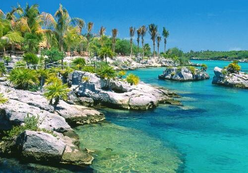 Xel-Ha, un acuario natural en México 8