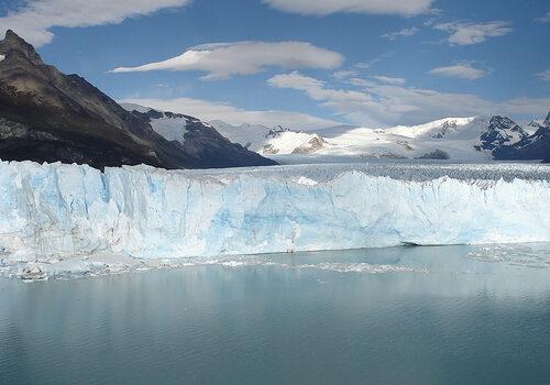 Glaciar Perito Moreno y Upsala 1