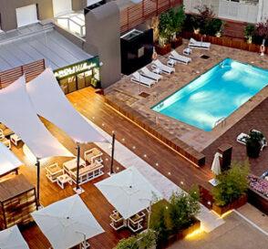 Hoteles excepcionales en Madrid 1
