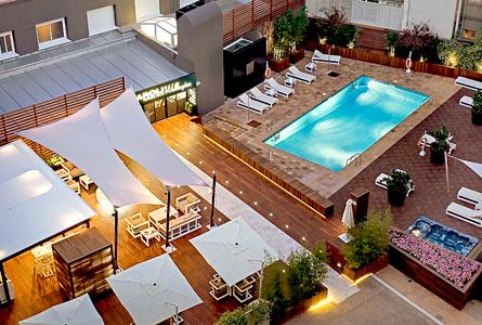 Hoteles excepcionales en Madrid