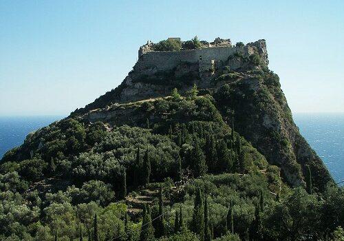 Isla de Corfu en Grecia 15