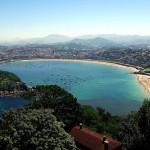 Las 3 playas de San Sebastian
